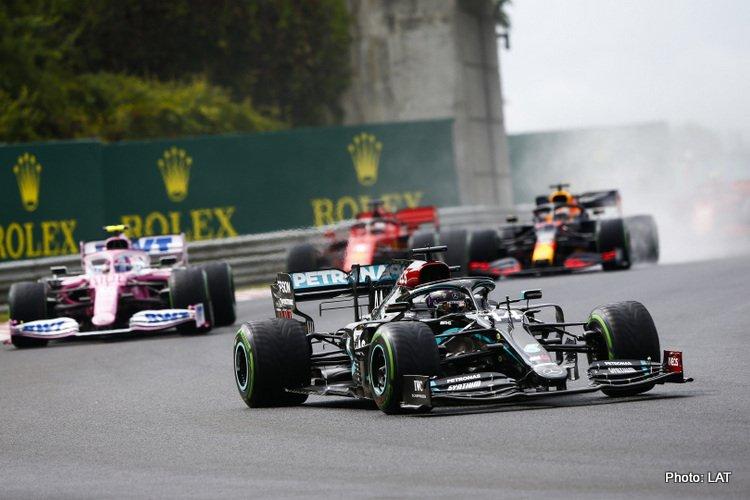Lewis Hamilton, Mercedes - 2020 Hungarian Grand Prix