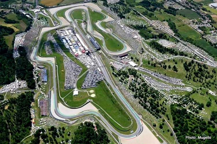 GP DE TOSCANE-Formula 1 Pirelli Gran Premio Della Toscana Ferrari 1000 2020 Mugello