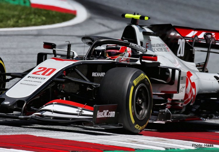 Haas F1 Team We Need To Reduce Mistakes Grand Prix 247