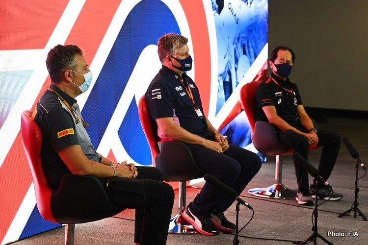 2020 British GP Friday Press Conference