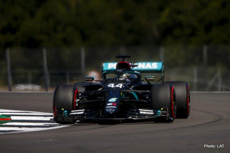 Lewis Hamilton Friday