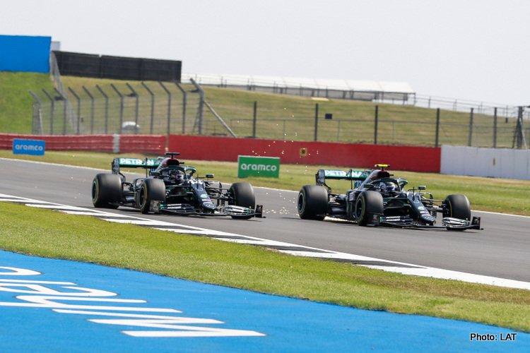 Mercedes 70th Anniversary Grand Prix