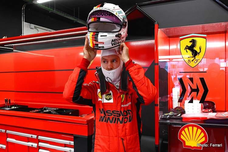 sebastian vettel ferrari f1 formula 1 formula one