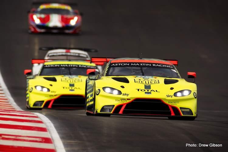 Le Mans 2020 Aston Martin Seeking World Titles Grand Prix 247