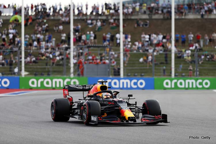 red bull F1 Grand Prix of Russia - Qualifying