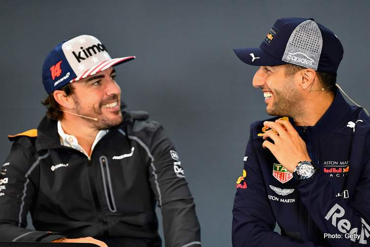 Ricciardo Fernando Return Exciting For Not Only Renault But F1 Grand Prix 247
