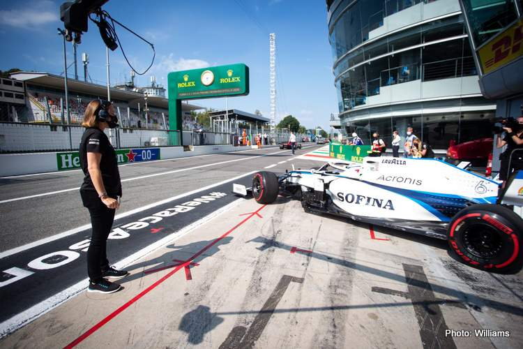 The End Of An Era As Claire Williams Exits Formula 1 Grand Prix 247