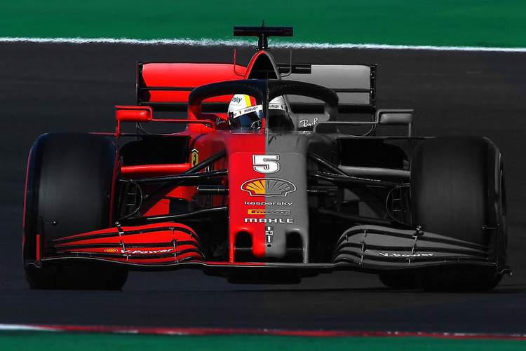 Binotto: Without a doubt Seb and Charles' cars are identical