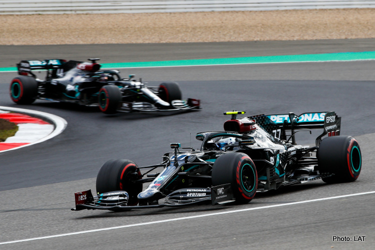 Mercedes, 2020 Eifel Grand Prix