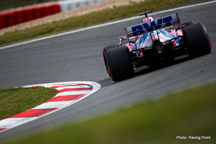 Racing Point, 2020 Eifel Grand Prix