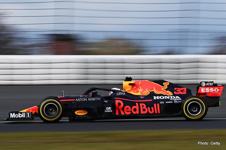 Red Bull, F1 Eifel Grand Prix