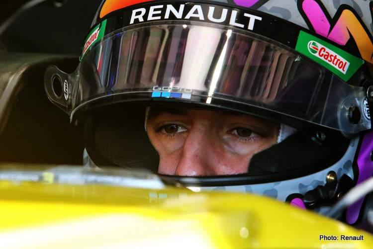 Daniel Ricciardo (AUS) Renault F1 Team RS20.Emilia Romagna Grand Prix, Saturday 31st October 2020. Imola, Italy.