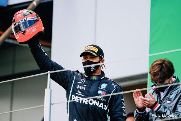 2020 Eifel Grand Prix Lewis Hamilton 91 Grand Prix 247