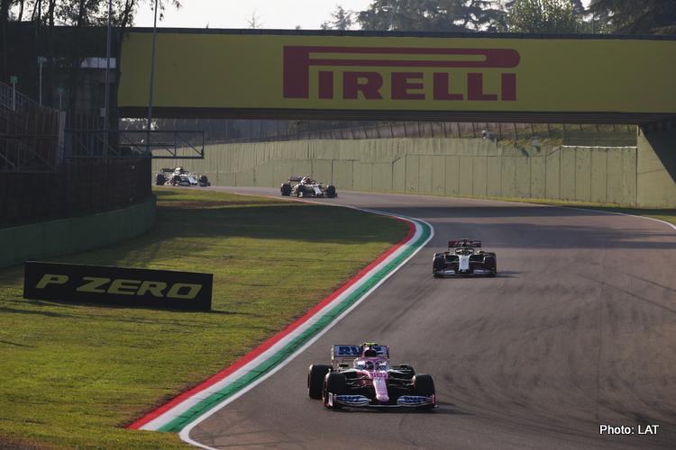 2020 Emilia-Romagna GP Saturday