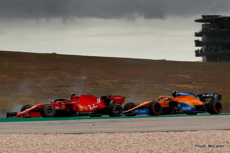Ferrari & McLaren