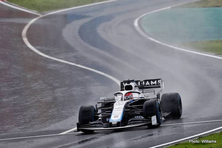 George Russell, Turkish Grand Prix, Sunday 15th November 2020. Istanbul, Turkey.