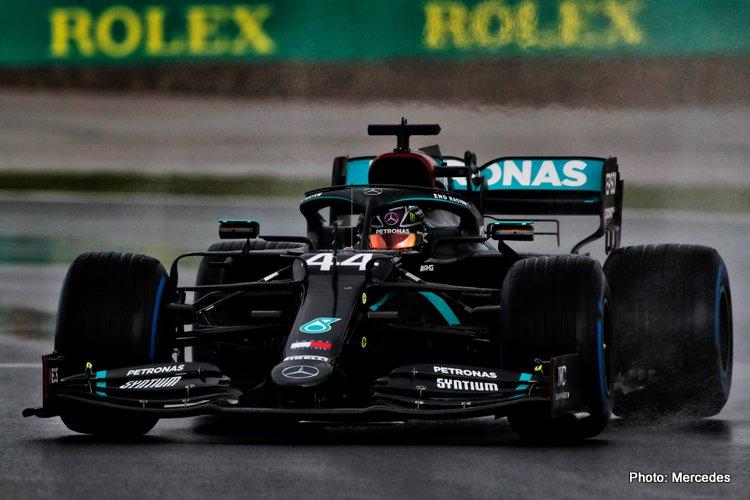 Lewis Hamilton, 2020 Turkish Grand Prix