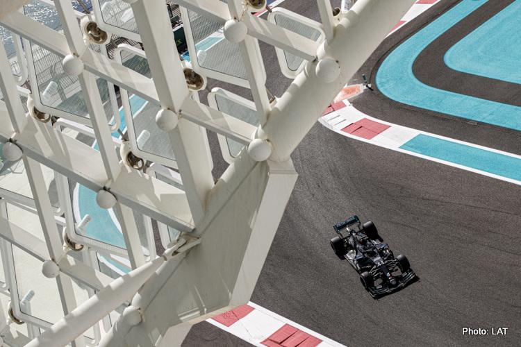 2020 F1 Abu Dhabi Grand Prix, Friday