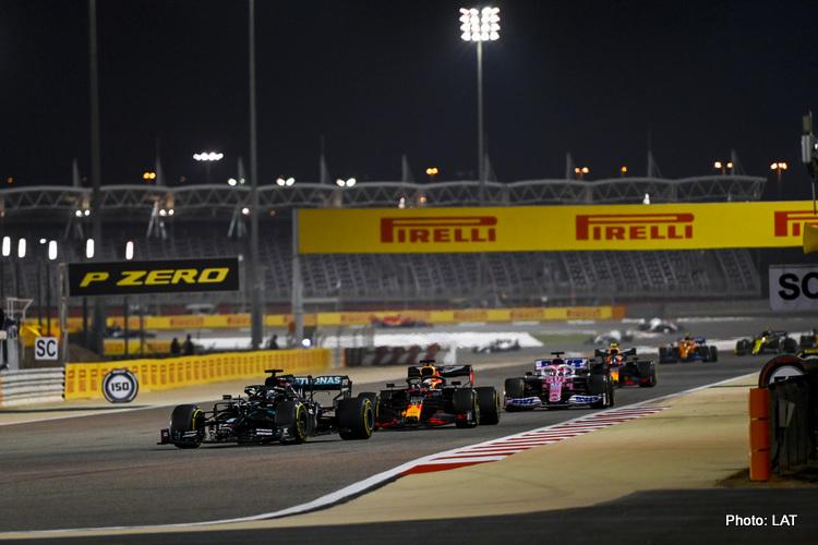 2020 F1 Bahrain Grand Prix