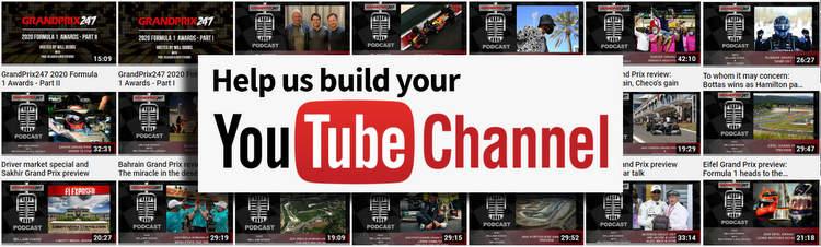 grandprix247 youtube channel