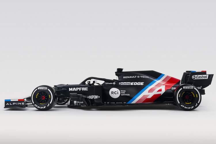 alpine Formula 1 formula one f1