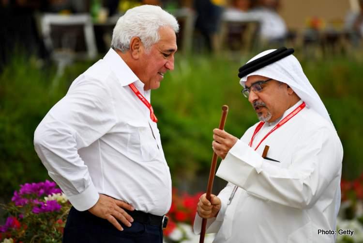 Lawrence Stroll kuwait bahrain F1