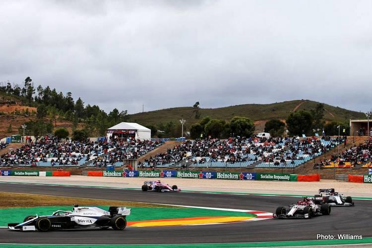 Motor Racing - Formula One World Championship - Portuguese Grand Prix - Race Day - Portimao, Portugal portuguese grand prix