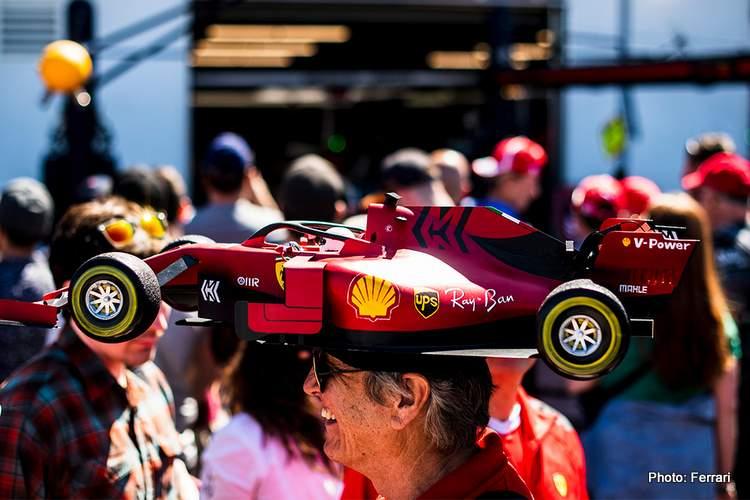 Ferrari management enginerring changes