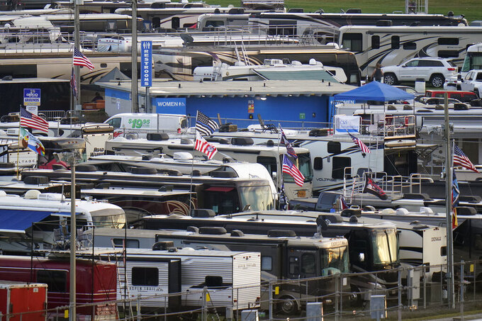 NASCAR Daytona 500 Pandemic Party