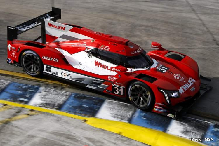 Mobil 1 Twelve Hours Of Sebring Presented By Advance Auto Parts Pippo Derani