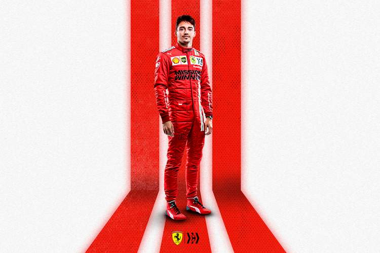 charles Leclerc ferrari driver F1 2021