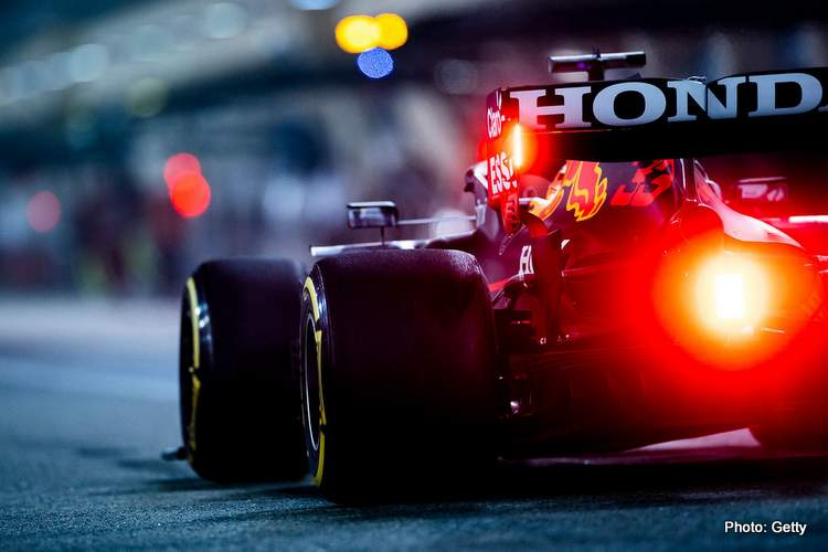 red bull rb16b honda power