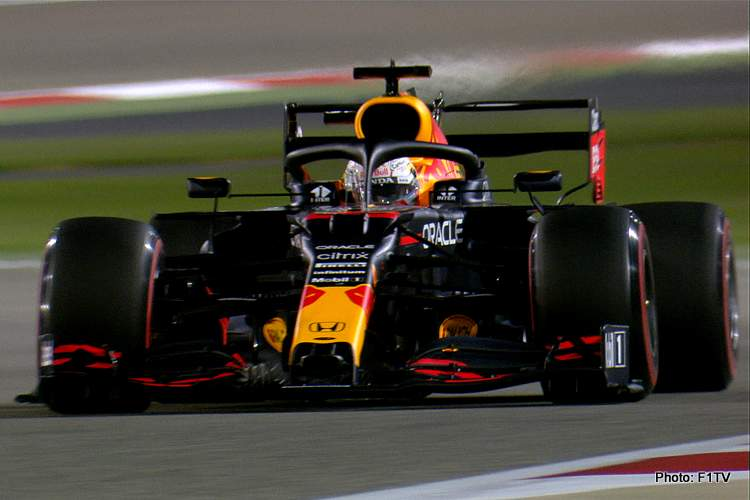 verstappen pole winner bahrain gp