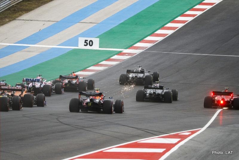 Grand Prix du Portugal 2020, dimanche - LAT Images