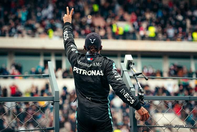 lewis hamilton confirms 2022 drive F1 Mercedes