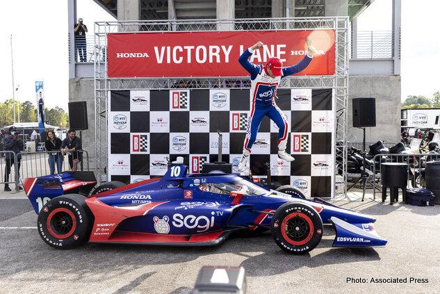 IndyCar Birmingham Auto Racing