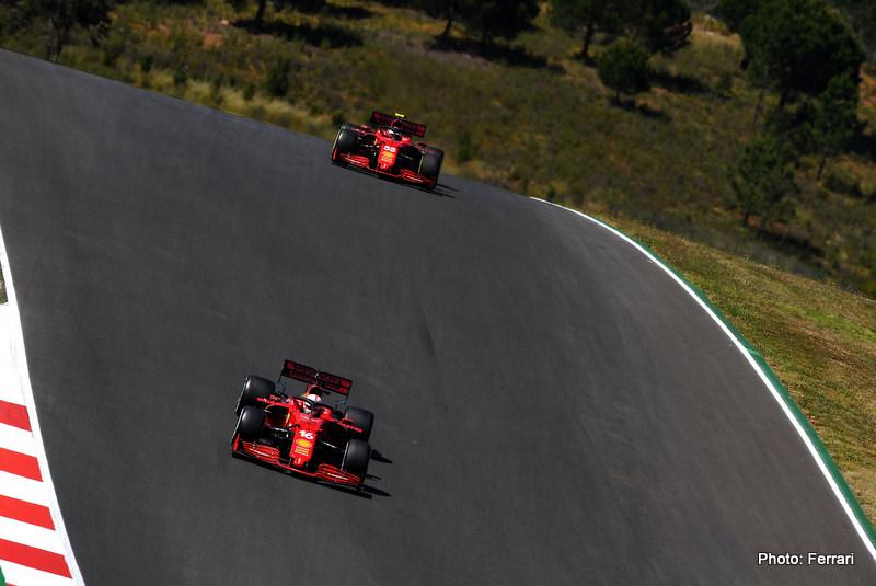 GP PORTOGALLO F1 / 2021 - DOMENIQUE 02/05/2021 crédit: @Scuderia Ferrari Press Office