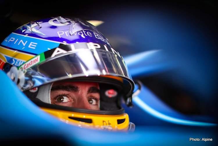 Alonso, dans la troisième course de son retour, effectuera son 314e Grand Prix ce dimanche à Portimao.