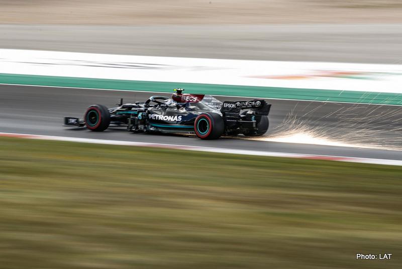Bottas 2021 Portuguese Grand Prix, Friday - Wolfgang Wilhelm
