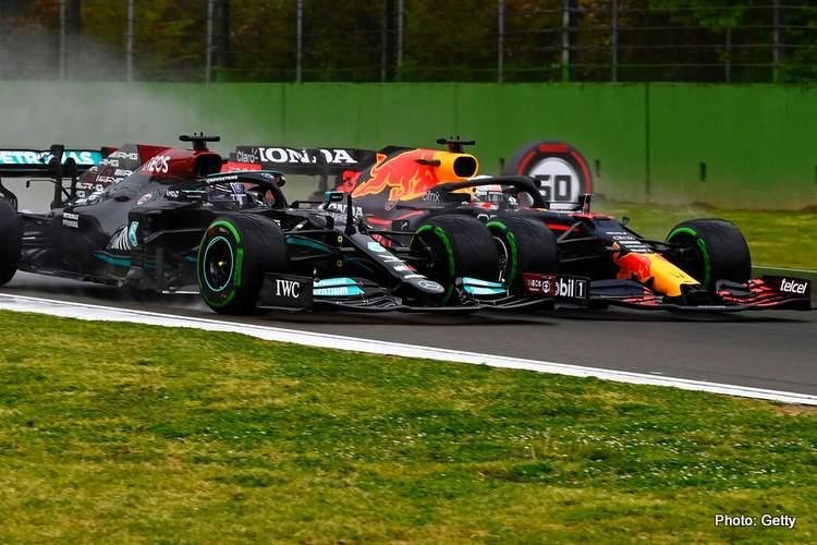 Max-Verstappen-GP-Imola-2021-Lewis Hamilton Getty