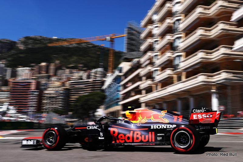 F1 Grand Prix of Monaco - Practice Perez