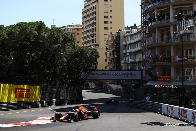F1 Grand Prix of Monaco Brawn