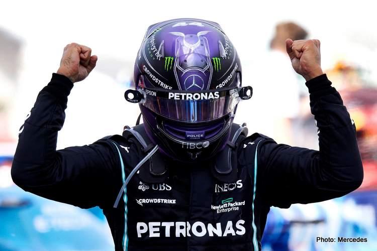 lewis hamilton spanish grand prix winner 2021