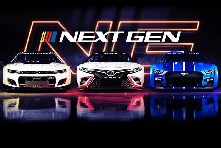 nascar next gen 2022 car