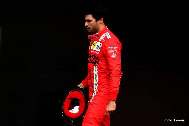 Sainz Ferrari Grand Prix du Portugal