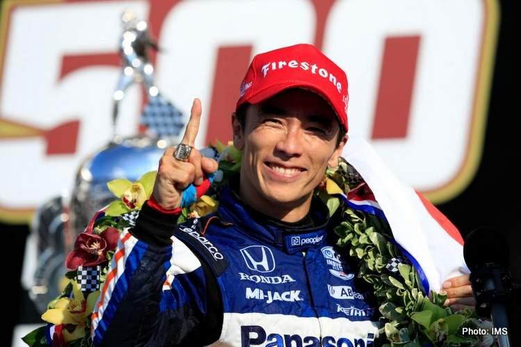 takuma-sato-driver-indy 500 winner