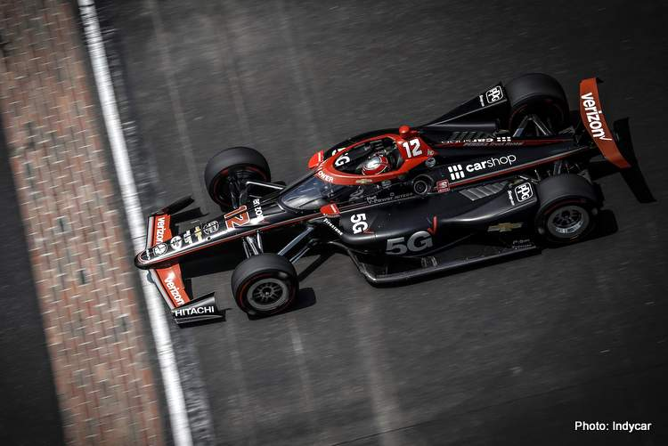will power indy 500