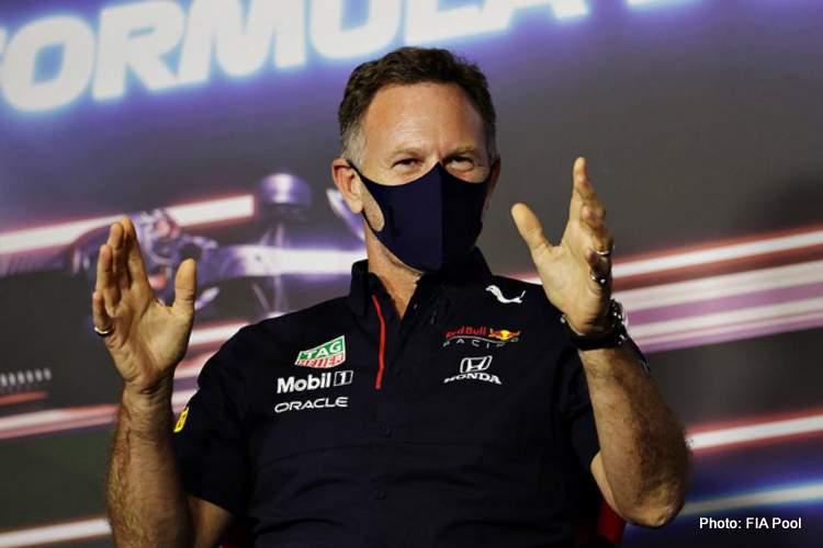 Grand Prix F1 de Styrie Christian Horner GBR, Red Bull Racing parle de Mercedes
