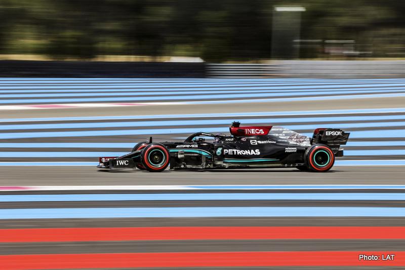 2021 French Grand Prix, Saturday - Wolfgang Wilhelm Brundle