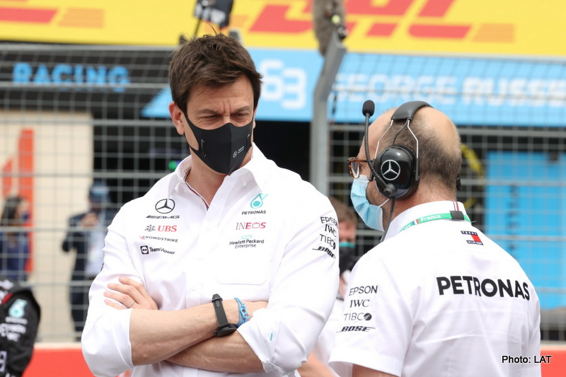 2021 French Grand Prix, Sunday - Wolfgang Wilhelm Wolff